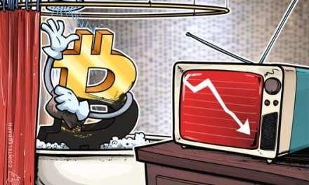 Bitcoin Falls Through $6,000 Support As Xapo President Warns of Altcoin 'Extinction Event'