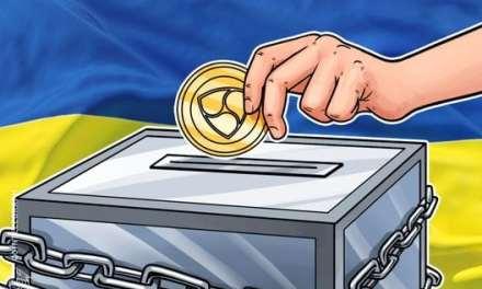 Ukraine Electoral Commission Uses NEM Blockchain for Voting Trial