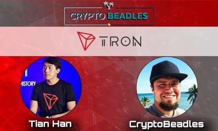 (CRYPTO) Trons Head Of Engineering Tian Han