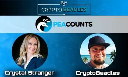Meet PeaCounts and their crypto payroll project