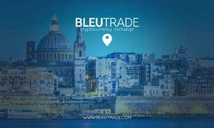 PR: Crypto Exchange Bleutrade Confirms Its Presence In Malta