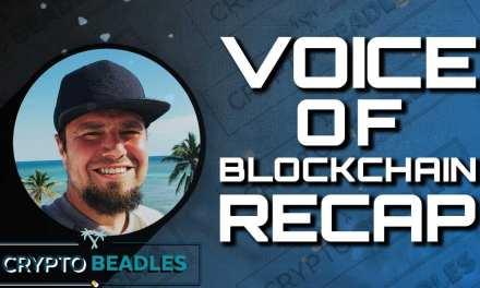 (Crypto) Voice of Blockchain Highlight reel VOB
