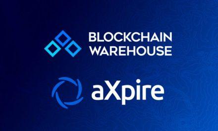 PR: aXpire Acquires BlockchainWarehouse (BCW)