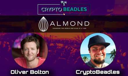 Super fun crypto interview with Almond CEO Oliver Bolton