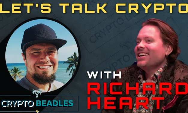Richard Heart on life, Bitcoin Hex, Scivive and challenging mainstream ideas