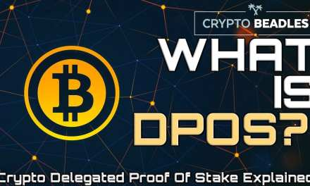 DPOS explained. Crypto-Delegated Proof Of Stake
