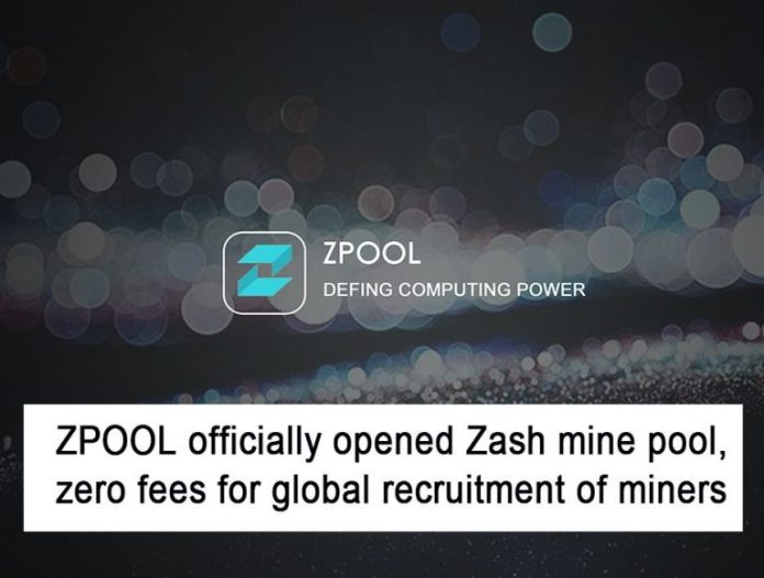 ZPool Launches ZCash Mining Pool