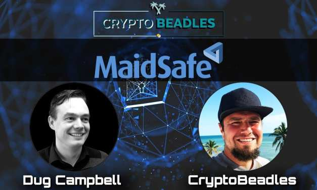 Maidsafe (MAID) crypto update on decentralizing the internet and ANDROID APK!