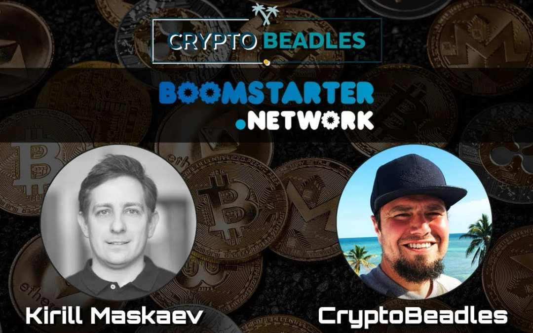 Boomstarter Crypto Crowdfunding on the blockchain Update!