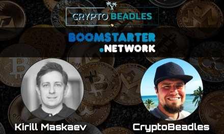 Boomstarter Crypto Crowdfunding on the blockchain Update!