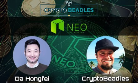 Let's talk crypto and blockchain with Neo and Onchains Da HongFei