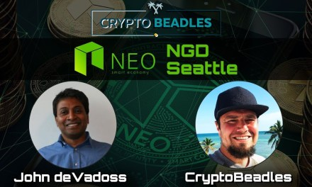 ⎮NEO⎮⎮Head of NGD⎮ John deVadoss Crypto and Blockchain Chat