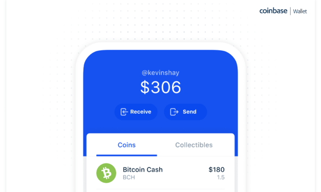 Coinbase Adds Support for Bitcoin Cash on Wallet App