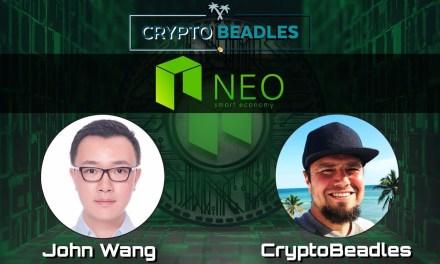 ⎮John Wang GBD of NEO⎮Neo Blockchain and Crypto team behind the scenes
