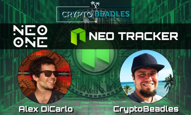 ⎮NEO ONE⎮NEO TRACKER⎮⎮Founder⎮⎮Facebook⎮Talks about the blockchain and crypto resources he built