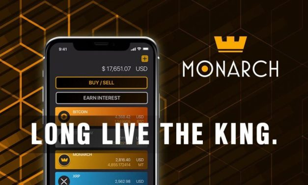 Monarch: start your empire in the cryptospace!