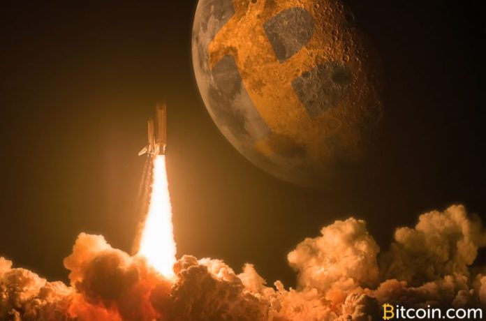 Markets Update: Bitcoin Cash Leads the Pack Again as Price Spikes 13%