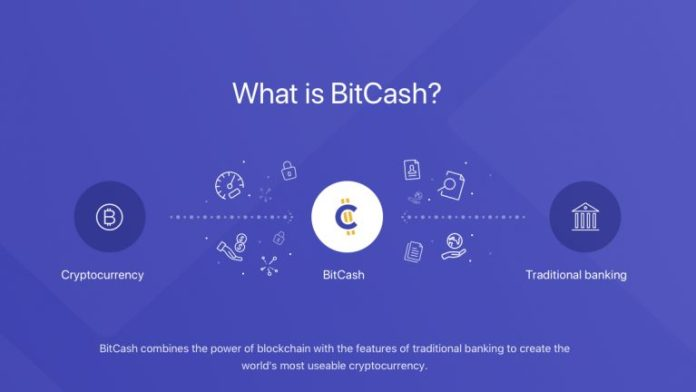 BitCash Offers Fiat Banking Tools and Stability