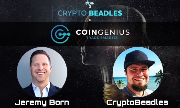 ⎮COINGENIUS⎮Predictive Crypto and Blockchain platform and more