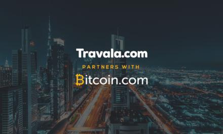 PR: Bitcoin.com Partners With Travala.com to Boost Bitcoin Cash Adoption