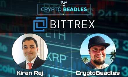 ⎮Bittrex⎮Crypto and Blockchain Exchange Q&A w/Kiran Raj