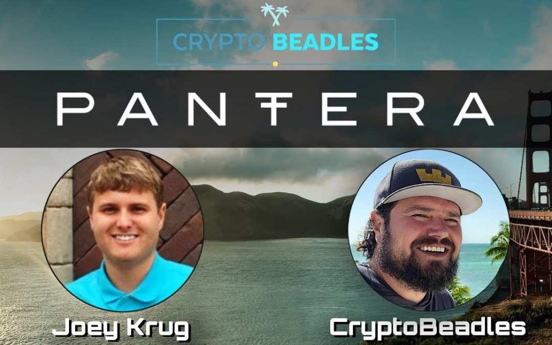 | Pantera's Legendary Joey Krug | Sneak Peek at the Coder behind the Blockchain and Crypto Fund |
