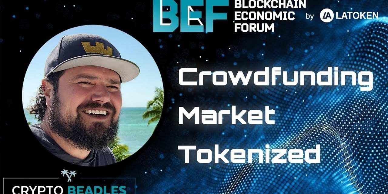 | Crowdfunding Market Tokenized | Cryptocurrency Panel at LAToken's Blockchain Economic Forum in SF