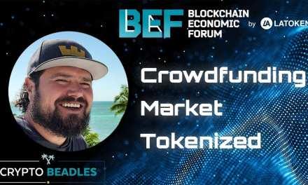   Crowdfunding Market Tokenized   Cryptocurrency Panel at LAToken's Blockchain Economic Forum in SF