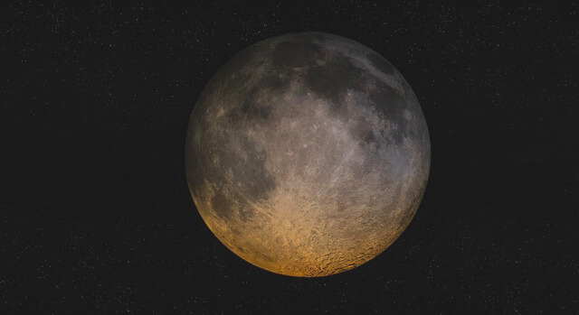 Penumbral Lunar Eclipse 10th January 2020