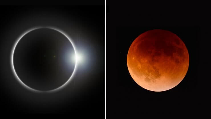 Solar and Lunar Eclipse In June 2020