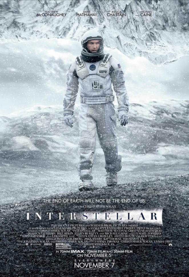 Interesting facts of realistic space movies Interstellar