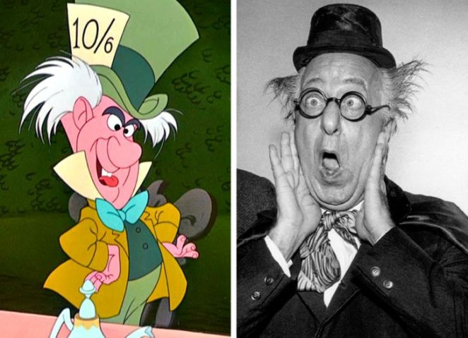 12 Disney Characters Who Were Based on Real People 1