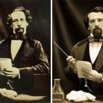 famous historical figure Charles Dickens descendant Gerald Charles Dickens portraits photography drew gardner