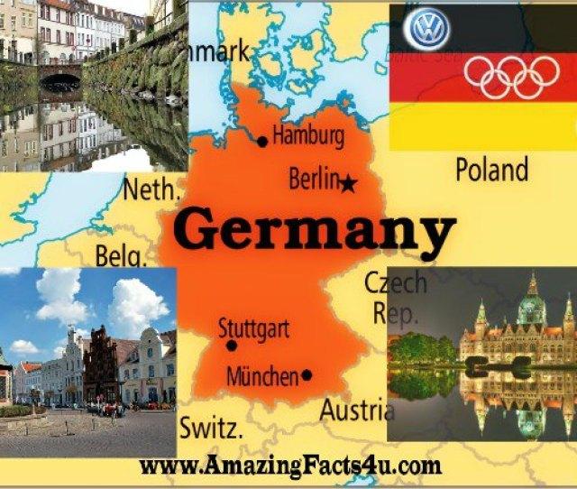 Germany Amazing Facts U
