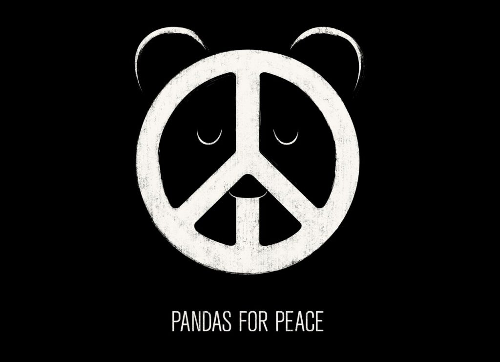 Giant Pandas are Symbol of Peace