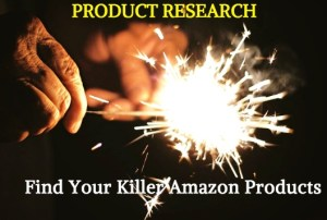 Amazon Product Research Quick Guide.