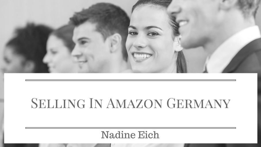 Selling in Amazon Germany