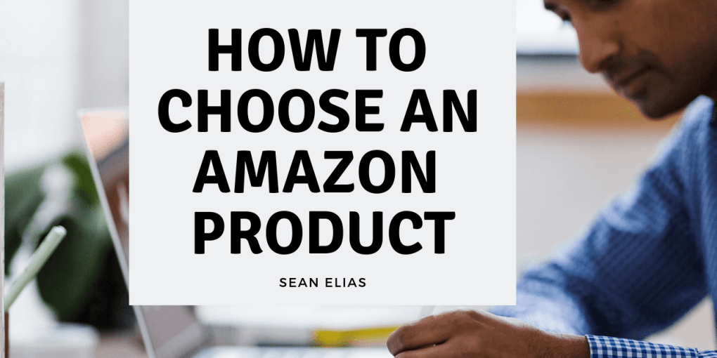 choose an amazon product