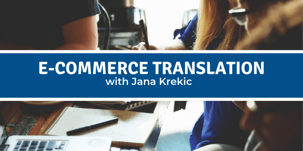 E-commerce Translation