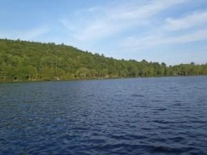 Perley Pond, Sebago, Maine