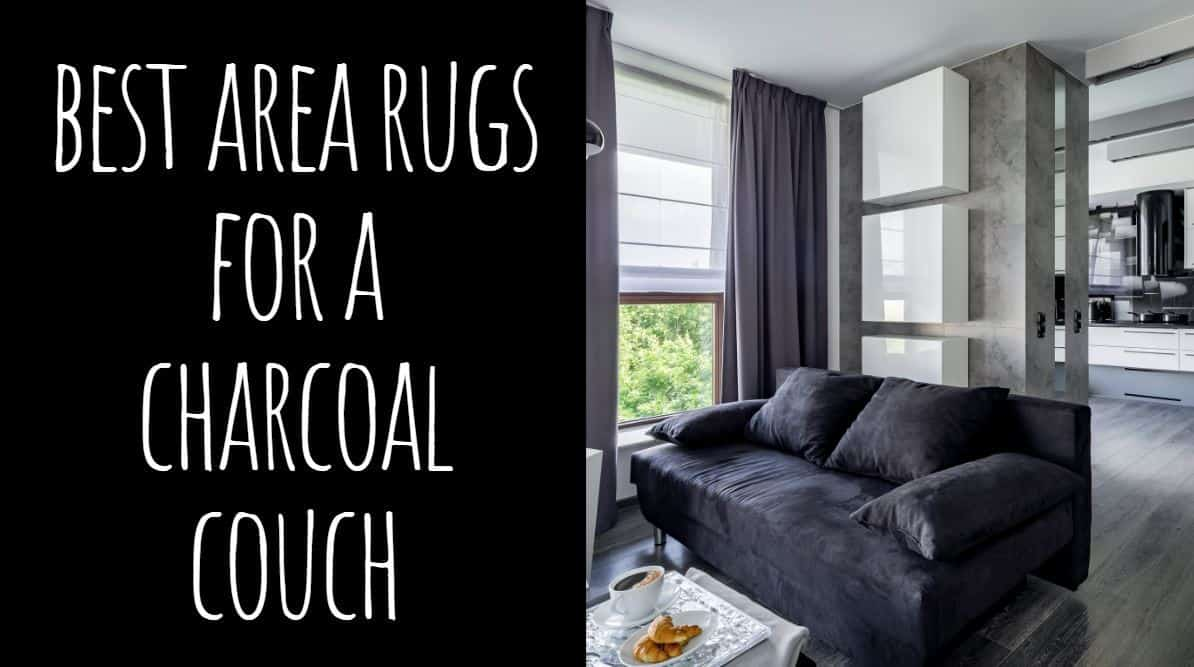 Best Area Rugs For A Charcoal Couch Top 5 Stunning Options