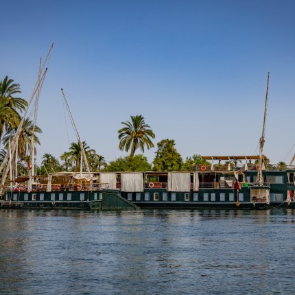 Dahabiya Private Nile Cruise