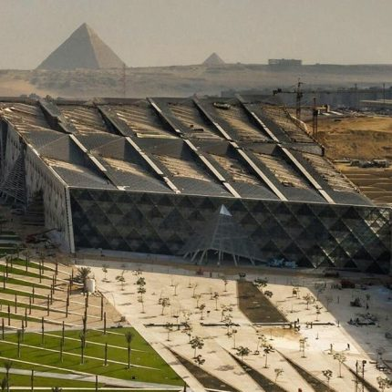 Grand Egypt Museum, and the great Museum