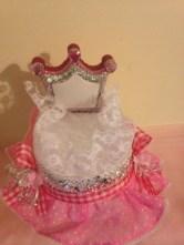 Baby Princess bed