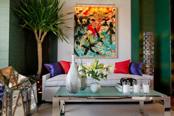 Creative Wall Art Interior Design Ideas