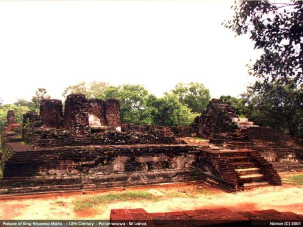 Palace of King Nissanka Malla