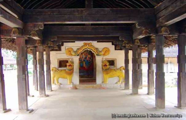 Main Hall or thr Dancing Hall (Digge) of the Devale