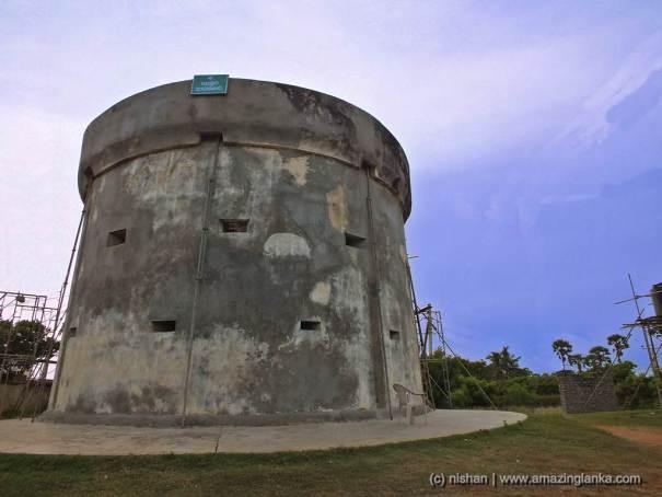 Martello Tower at Hambantota