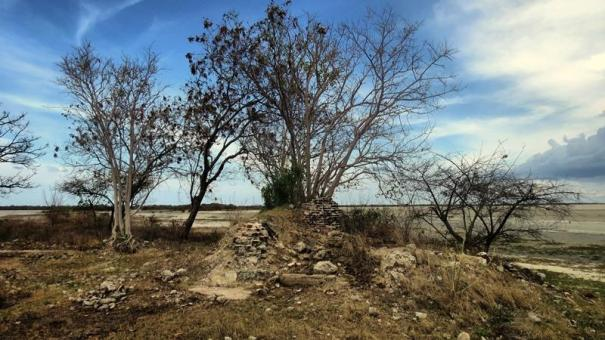 Only Remains of Elephant Pass Fort