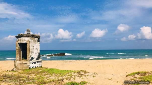 Sangaman Kanda Lighthouse - සංගමන් කන්ද  ප්රදීපාගාරය